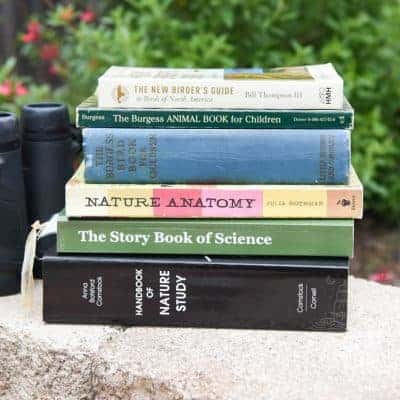 The Best Read-Aloud Nature Stories + Reference Books