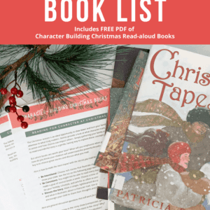 Character-Building Christmas Books