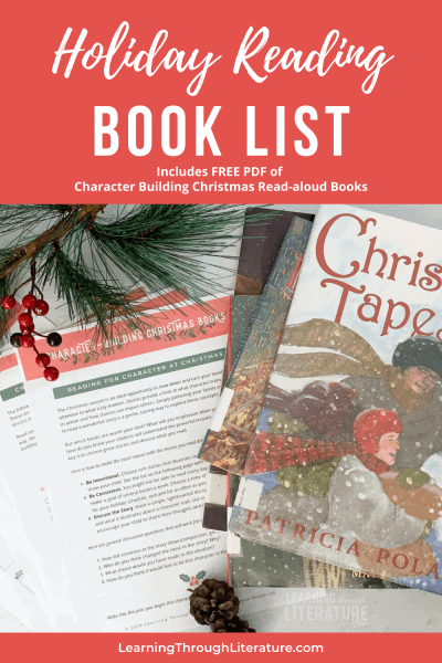 Character-Building Christmas Books