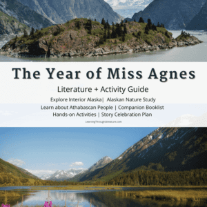 The Year of Miss Agnes Guide Pin