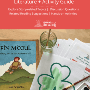 St. Patrick's Day - Fin M'Coul Learning + Activity Guide