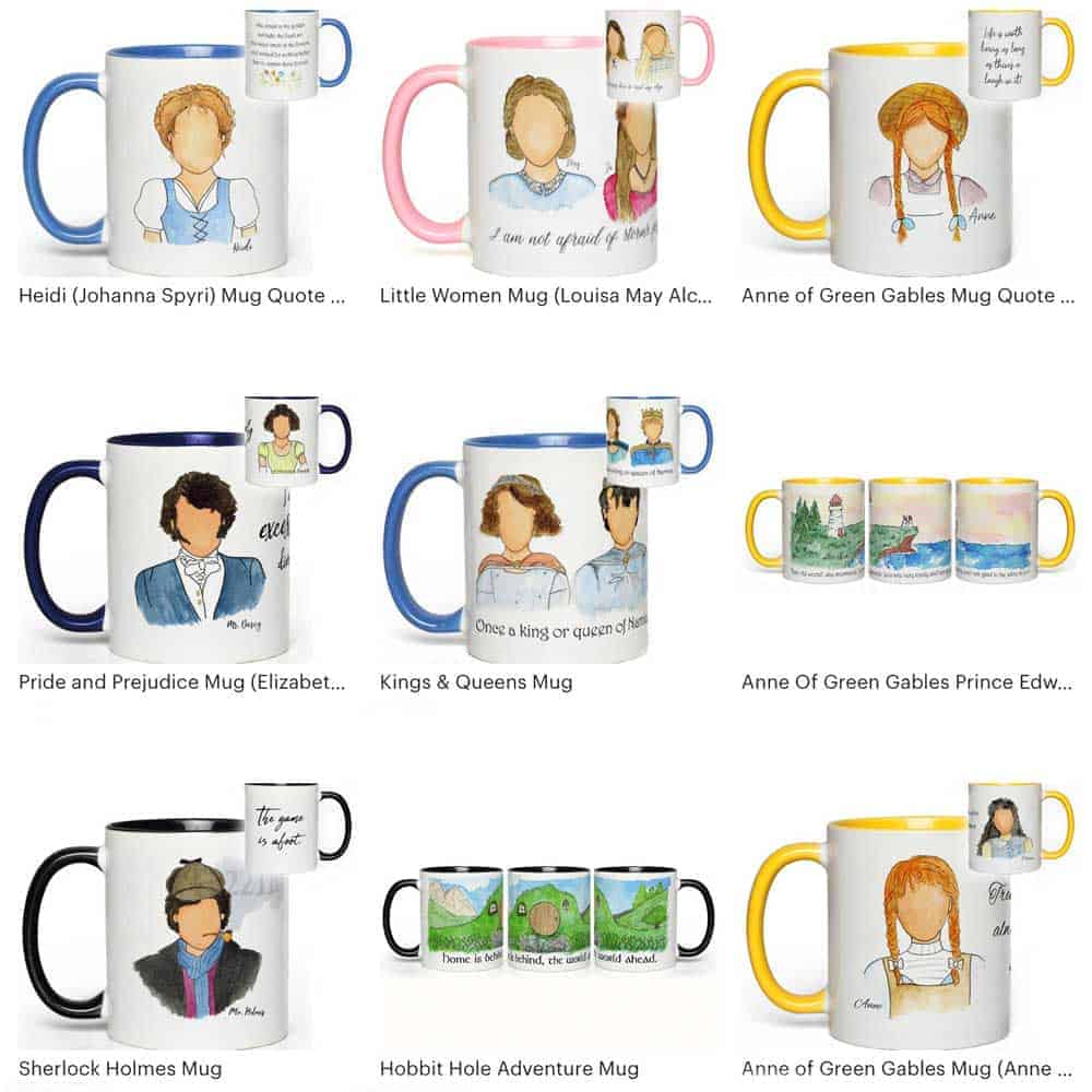 Quotation Mugs