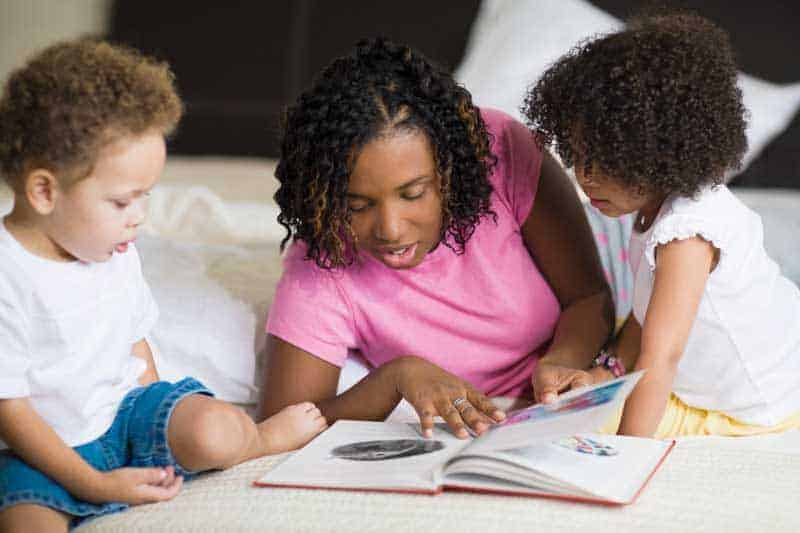 The Real Value of Reading Aloud To Children