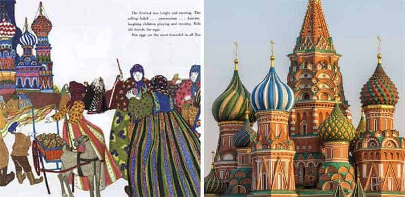 Learn about Russian Easter Traditions with Rechenka's Eggs