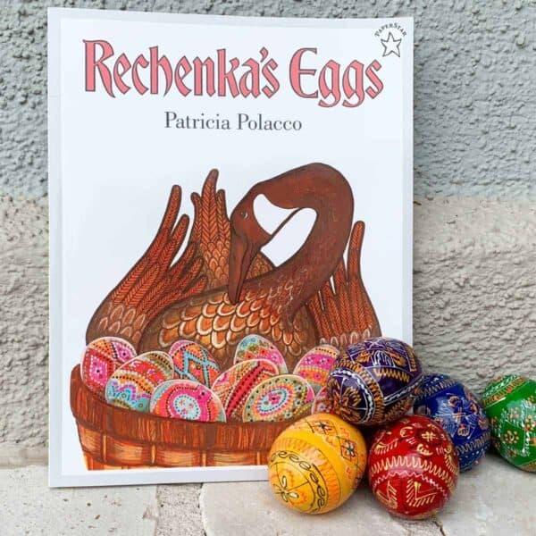 Rechenka's Eggs Activity + Learning Guide