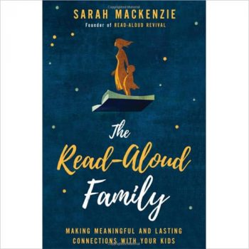 Founder of the immensely popular Read-Aloud Revival podcast, Sarah knows first-hand how reading can change a child's life. In The Read-Aloud Family, she offers the inspiration and age-appropriate book lists you need to start a read-aloud movement in your own home. From a toddler's wonder to a teenager's resistance, Sarah details practical strategies to make reading aloud a meaningful family ritual. Reading aloud not only has the power to change a family—it has the power to change the world.