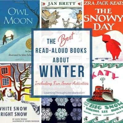 Learn About Winter with Great Books + FREE Snow Unit Download