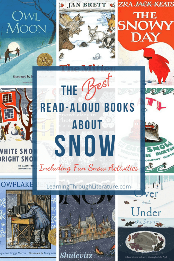 Read Aloud Books About Snow and Winter