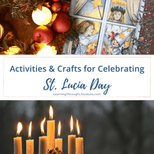 Lucia Morning in Sweden Activity + Learning Guide