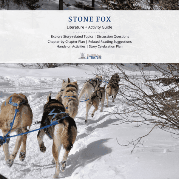 Stone Fox - Book Guide Cover Page