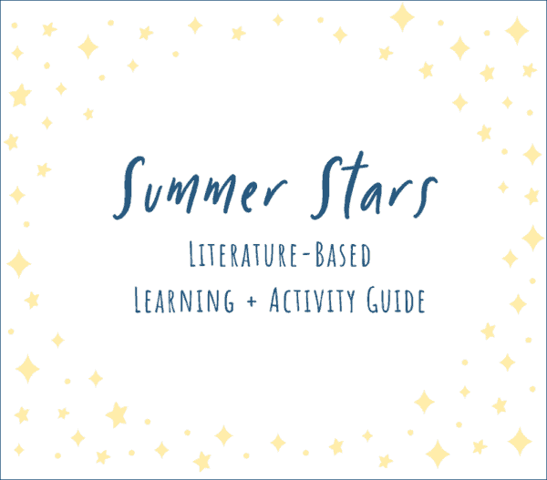 Learn About Constellations + Learning & Activity Guide