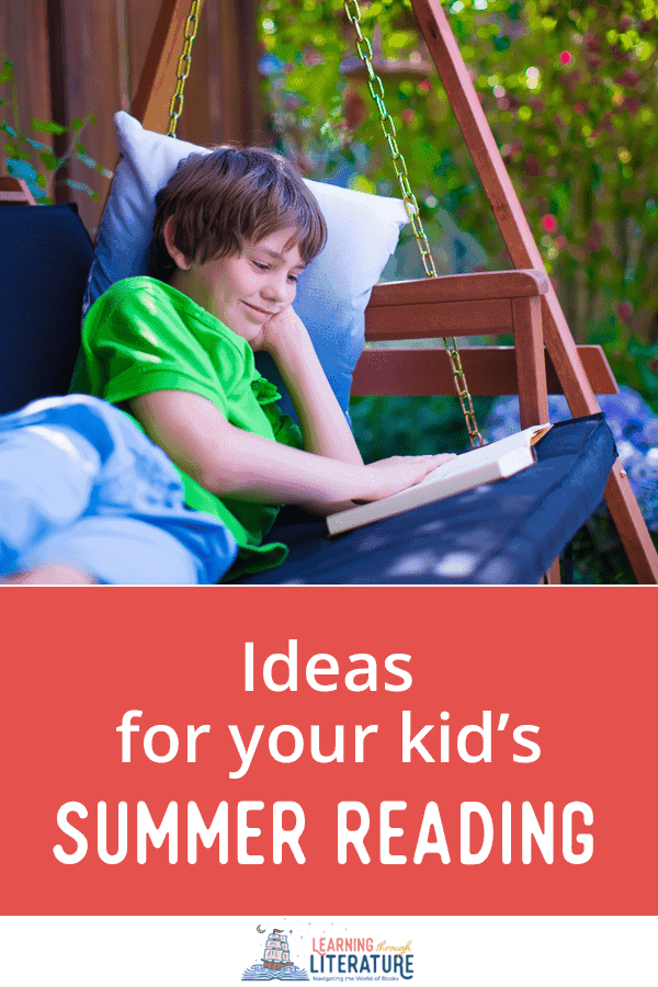 Ideas for Your Kid's Summer Reading.