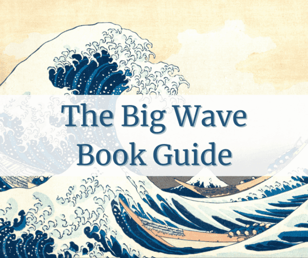 The Big Wave - Book Guide Cover Page