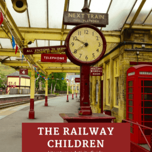 The Railway Children Book Guide Cover Page