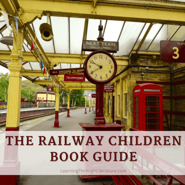 The Railway Children Book Guide Cover