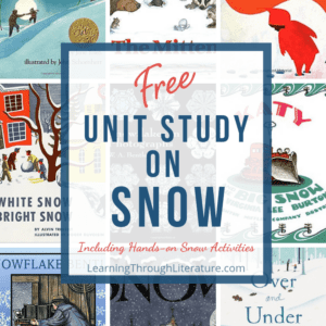 Learn About Winter with Great Books + FREE Snow Unit