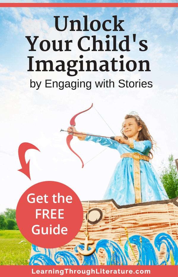 Unlock Your Child's Imagination