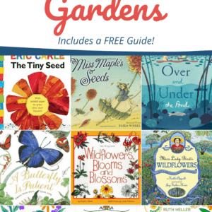 Picture Books about Gardens and Gardening