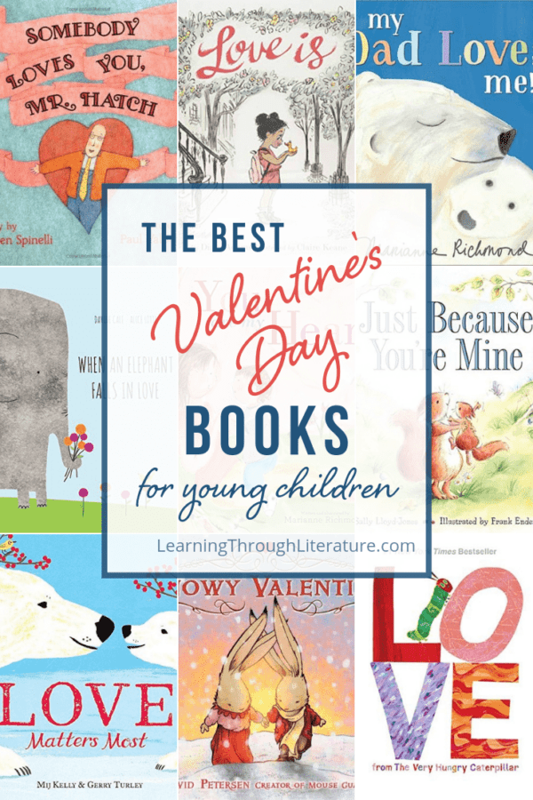 The Best Valentine's Day Read-Aloud for Young Children