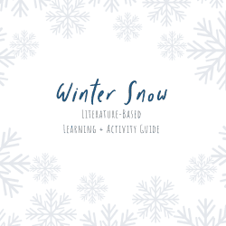 Winter Learning + Activity Guide