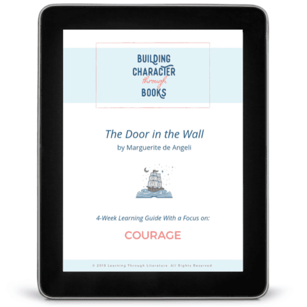 Building Character Through Books: Courage Guides