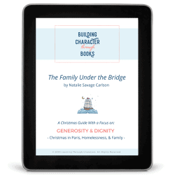 The Family Under the Bridge - Book Guide Cover Page