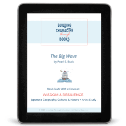 The Big Wave Book Cover